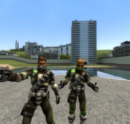UT2004 Mercenaries Playermodel For Garry's Mod Image 3