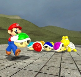 Classic Koopa Troopa For Garry's Mod Image 3
