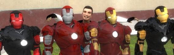 Iron man pack
