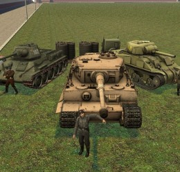 Tanks!,Helicopters,Jets Pack! For Garry's Mod Image 2