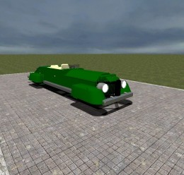 1930_futurehovercar_final.zip For Garry's Mod Image 1