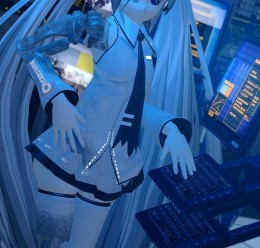 Humanoid Moe Glados V2 For Garry's Mod Image 3