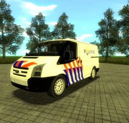 dutch_ford_transit.zip For Garry's Mod Image 1