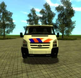 dutch_ford_transit.zip For Garry's Mod Image 2