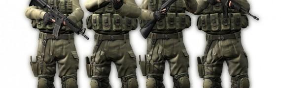 CS:GO IDF with BMS Head