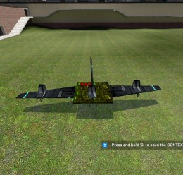 HoverPlane New For Garry's Mod Image 1