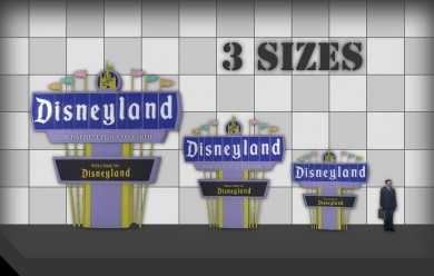 disneyland_sign.zip For Garry's Mod Image 2