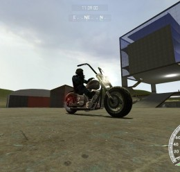 Scars_Bike_v0.1 For Garry's Mod Image 1