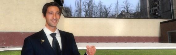 Adrien Brody Prop