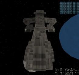 flying_prometheus_v2.zip For Garry's Mod Image 1
