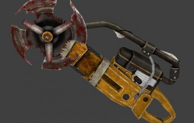 FO3 Auto Axe For Garry's Mod Image 1