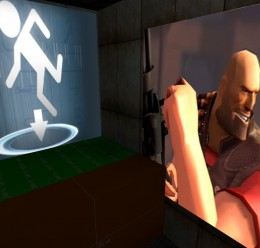 prtl_aperturetest.zip For Garry's Mod Image 2