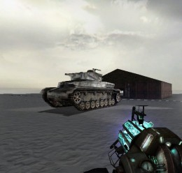 Panzer IV and Sherman Tank For Garry's Mod Image 3