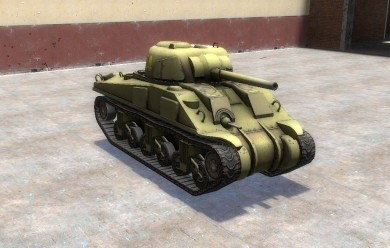 tank.zip For Garry's Mod Image 1