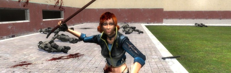 jessica_cannon_player_model.zi For Garry's Mod Image 1
