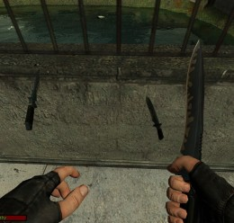 Knife SWEP For Garry's Mod Image 1