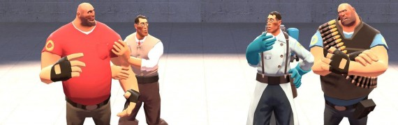 Casual Medic and Heavy.zip