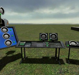 Dj Booth v2! For Garry's Mod Image 1