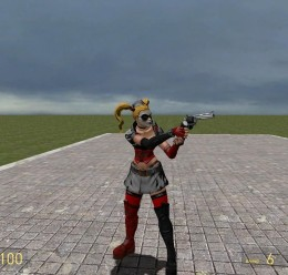 harley_quinn_reskin.zip For Garry's Mod Image 2