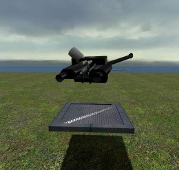 E2 sentry gun For Garry's Mod Image 1