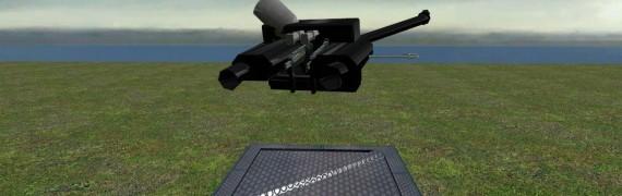 E2 sentry gun