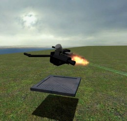 E2 sentry gun For Garry's Mod Image 3