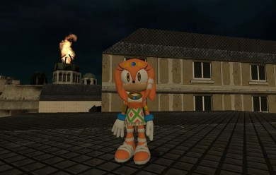 tikal_the_echidna.zip For Garry's Mod Image 1