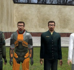 Onemanshow's Gordon Freeman V3 For Garry's Mod Image 3