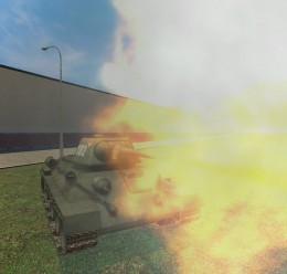 DoD:S WWII Tanks! T-34 Include For Garry's Mod Image 2