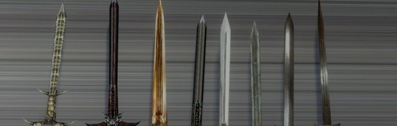 morrowind_short_swords.zip For Garry's Mod Image 1