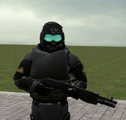 Combine Pilot NPC For Garry's Mod Image 1