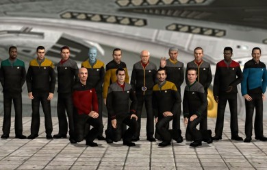 Star Trek Citizens V3 For Garry's Mod Image 1
