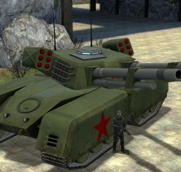 Mammoth Tank For Garry's Mod Image 2