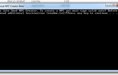gmnpccreator.zip For Garry's Mod Image 2