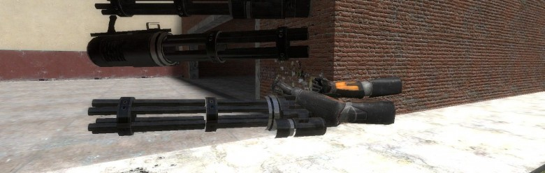 minigun_gmod.zip For Garry's Mod Image 1
