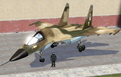BF2 SU-34 and SU25TM ragdolls For Garry's Mod Image 1