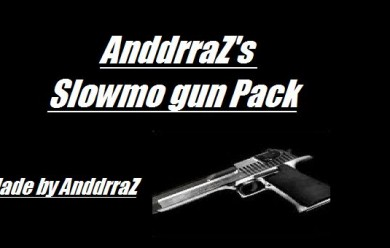 anddrraz's_slowmo_pack's.zip For Garry's Mod Image 1