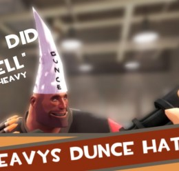 heavy's_dunce_hat_hex.zip For Garry's Mod Image 1