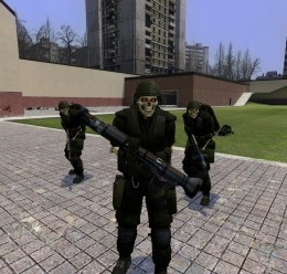 skeleton_soldier_npc.zip For Garry's Mod Image 1