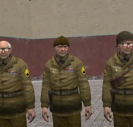 wwii_veteran.zip For Garry's Mod Image 1