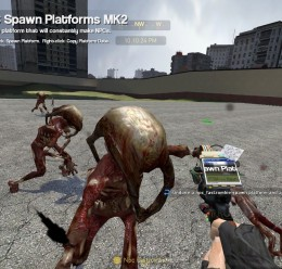 NPC Spawn Platforms 2.1 *BETA* For Garry's Mod Image 1