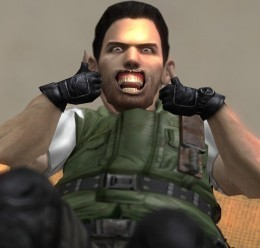 chris_redfield.zip For Garry's Mod Image 2