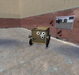 mini_control_robot.zip For Garry's Mod Image 1