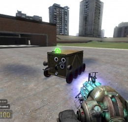 mini_control_robot.zip For Garry's Mod Image 2