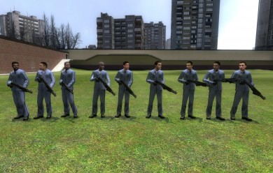 cleaners_npcs.zip For Garry's Mod Image 1