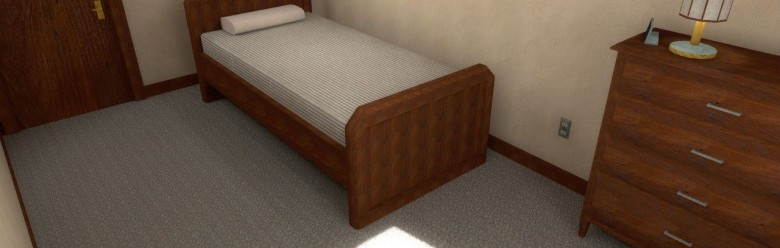 gm_bedroom_v3.zip For Garry's Mod Image 1