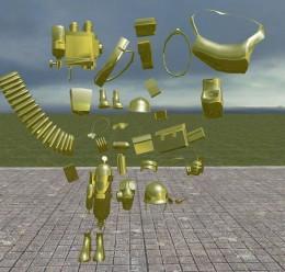 TF2 hacked parts pack V4 For Garry's Mod Image 3