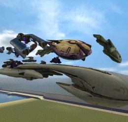 halo_covenant_battleship.zip For Garry's Mod Image 1