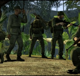 Vietnam era US Soldiers For Garry's Mod Image 2