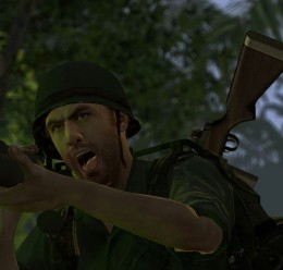 Vietnam era US Soldiers For Garry's Mod Image 3